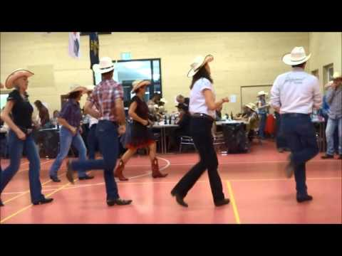 Bal Fire Boots Country Dance Suisse 12.12.15 Film 2