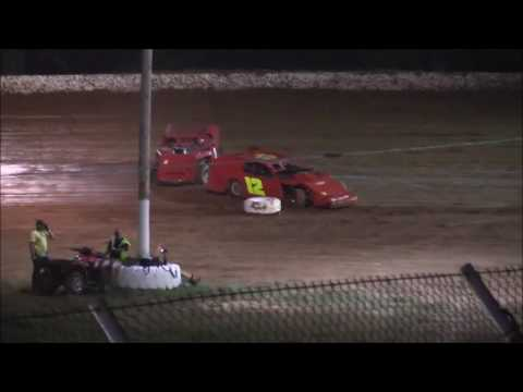AMRA Modified Heat #4 from Skyline Speedway, October 7th, 2016.
