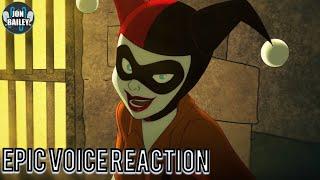HARLEY QUINN SERIES - Trailer Reaction