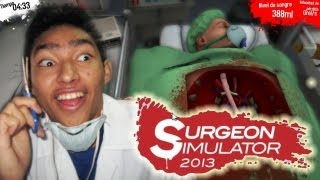 Surgeon Simulator 2013 (Full Version) // En español por fernanfloo