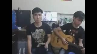 [Guitar] Cover : Đêm Định Mệnh _ by Tuấn Đạt ft Thạo Acoustic