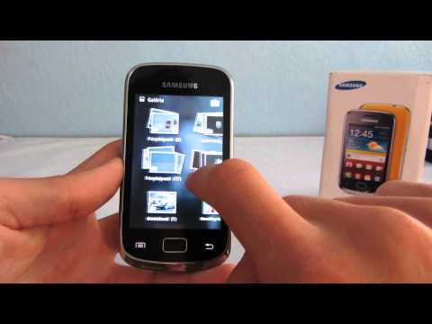 Samsung Galaxy Mini 2 bemutató videó | Tech2.hu