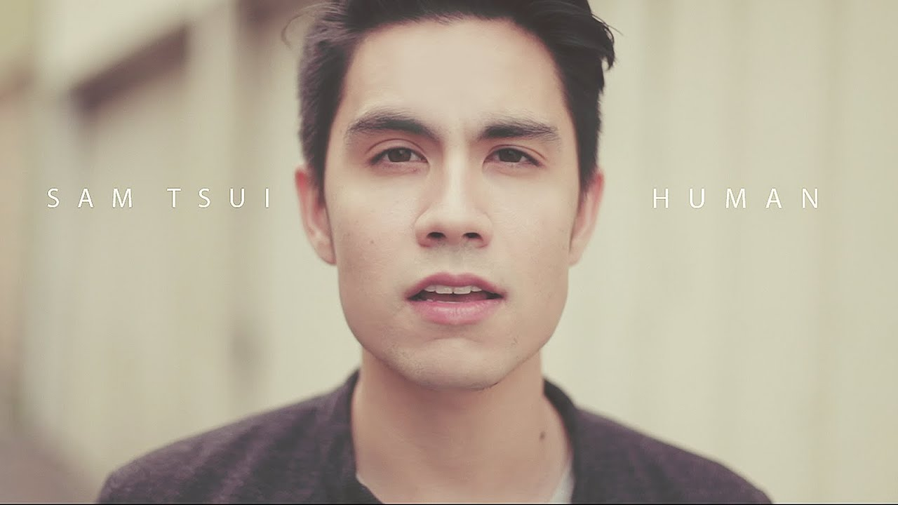 Human (Christina Perri) - Sam Tsui Cover - YouTube