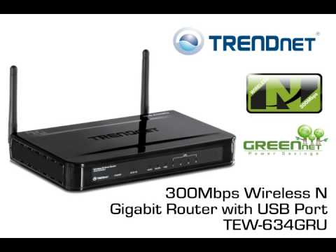 TRENDNET TEW-634GRU ROUTER DRIVER DOWNLOAD (2019)