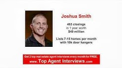 Door Hanger - How to list 7-15 homes per month | Real Estate Agent Training | Success Calls | MMAN
