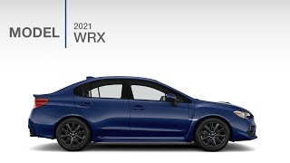 homepage tile video photo for 2021 Subaru WRX Base | Trim Review
