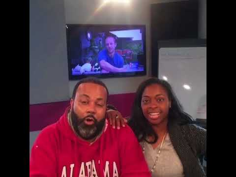 """Albert Artist & Tamika Smith Preview """"The Russ Parr Morning Show"""" (04.16.18)"""