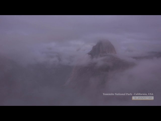 PUTV VISUALS // Yosemite National Park 5K (California, USA)