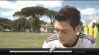 Mesut Özil'in Alman televizyonlarındaki reklamı