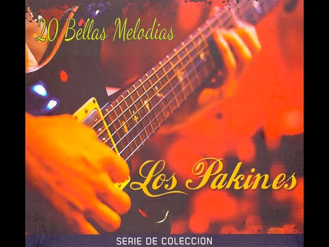"""20 BELLAS MELODIAS"" LOS PAKINES- CD ORIGINAL COMPLETO"