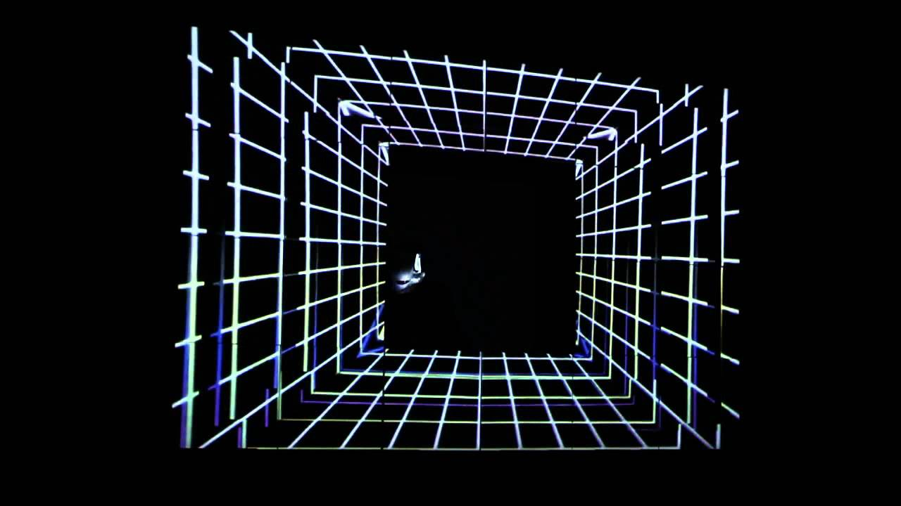 3D DJ Projection Mapping Demo