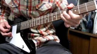 Scorpions - Big City Nights (Guitar cover)