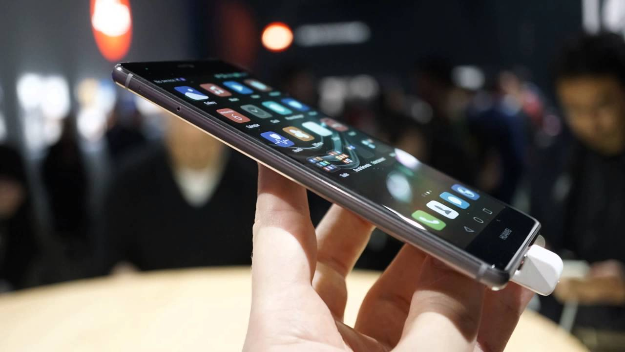 Huawei Will Also Make a Phablet