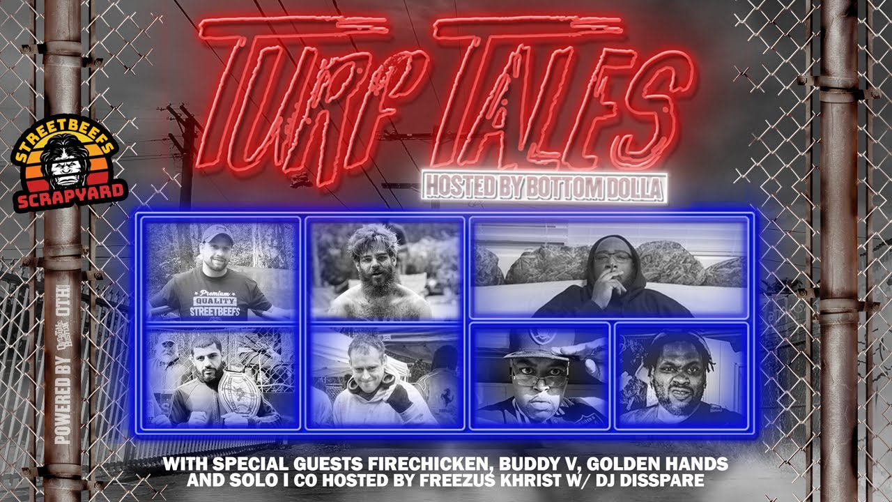 "Overtime Hustlin Presents ""Turf Tales Podcast"" Episode 52 (StreetBeefs Scrapyard)"