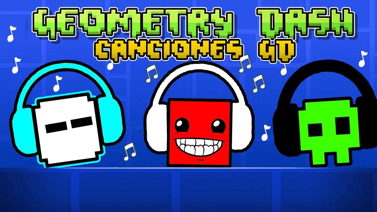Las MEJORES Canciones De Geometry Dash! #3 | Raxter