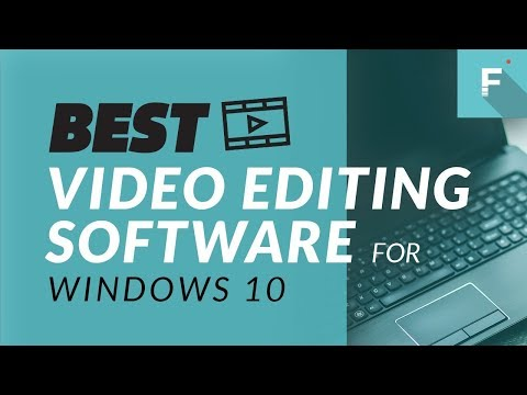 Best Video Editing Software for Windows 10: Top 5 Video Editors Review 2018
