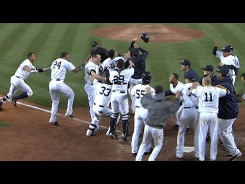 2009 ALDS Gm 2: A-Rod ties it and Teixeira wins it