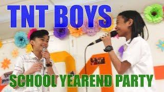 TNT BOYS -  SCHOOL YEAREND PARTY