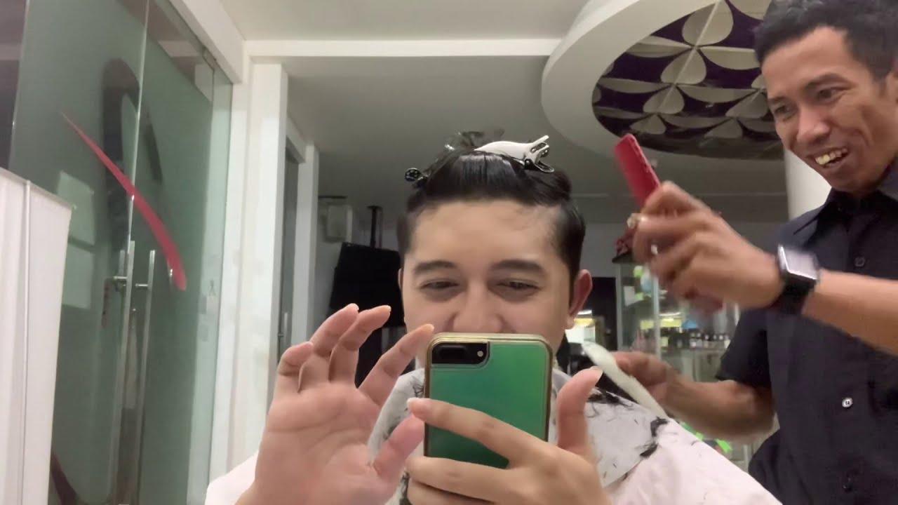 Potong Rambut Pria Bagus