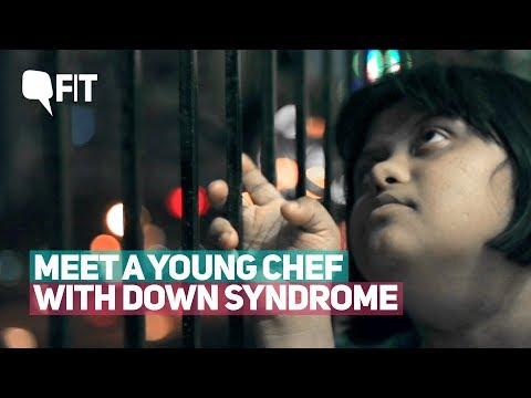 Down Syndrome Doesn't Stop This Chef From Breaking Stereotypes | Quint FIt