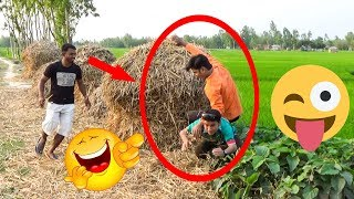 Must Watch New Funny 😂 😂 Comedy Videos 2019   Try Not To Laugh   Pagla Baba Fun