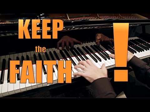 Bon Jovi - Keep The Faith  -  piano cover