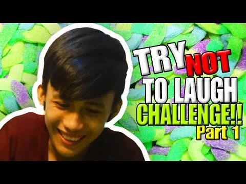TRY NOT TO LAUGH CHALLENGE!!   Part 1