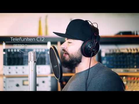 Telefunken C12, U47, Elam 251, AKG 414, Ehrlund M mic comparison rap