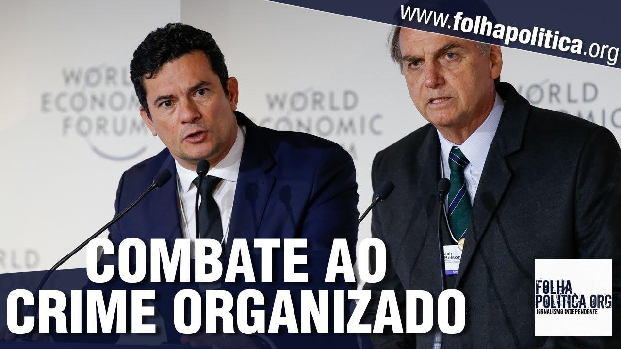 últimas Notícias Do Governo Bolsonaro Nova Lei De Combate