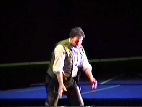 THOMAS MOSER as PETER GRIMES - act 3, scene 2
