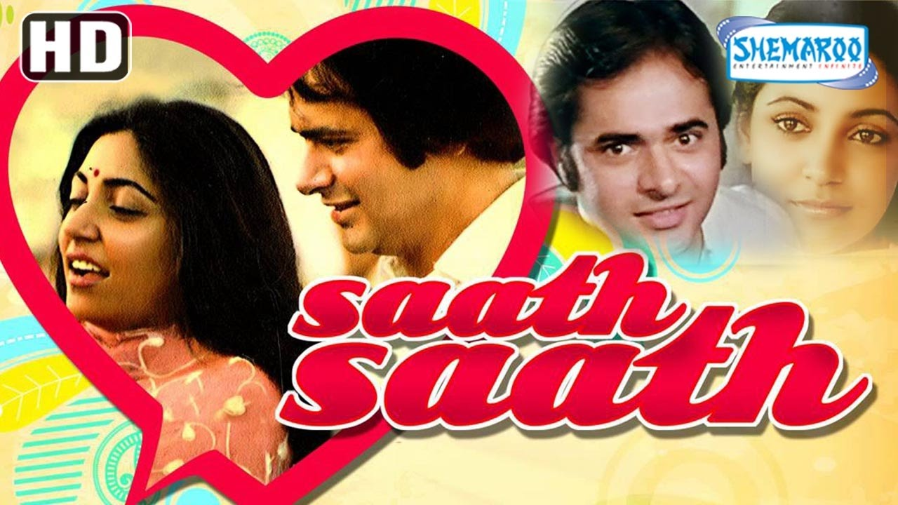 Download Saath Saath {HD} Farooque Shaikh | Deepti Naval | Satish Shah Hindi Full Movie (With Eng Subtitles)
