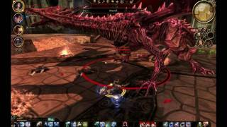 Dragon Age: Origins Melee Rogue Gameplay