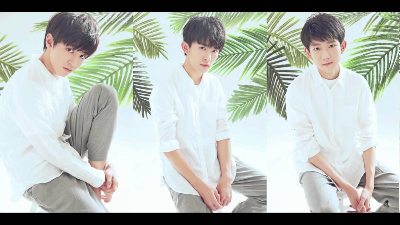 Cute Boy Wallpaper Com 【tfboys】《小精灵》新歌音源首发 吴青峰作词再现苏打绿式小清新【易烊千玺jackson Yi