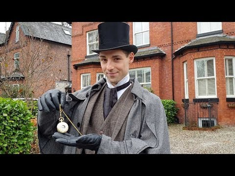 Millennial Lives His Life In Victorian Era
