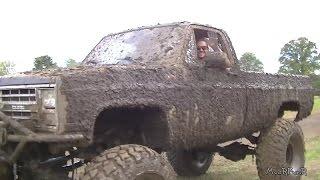 Loud 4x4 Mud Trucks Quickie - Gopher Dunes Fall 2014 Mudfest