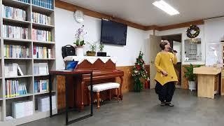 """양산 시인 정명지 시낭송 """"조향미 시인의 온돌방"""""""