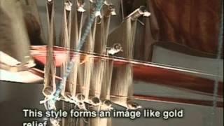 El Yapımı (Handmade) - Kutnu Kumaş (Kutnu Fabric)