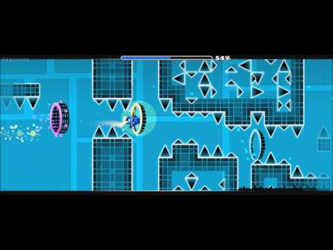 Geometry Dash - The Hell Field (real level) by sohn0924 and others (unreleased) with start pos.