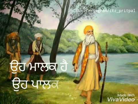 waheguru ! Baba Nanak || whatsapp punjabi status || Gurpurab || 👇 Download Link in Description 👇