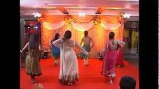 RickYasmine's Sangeet - Family & Friends