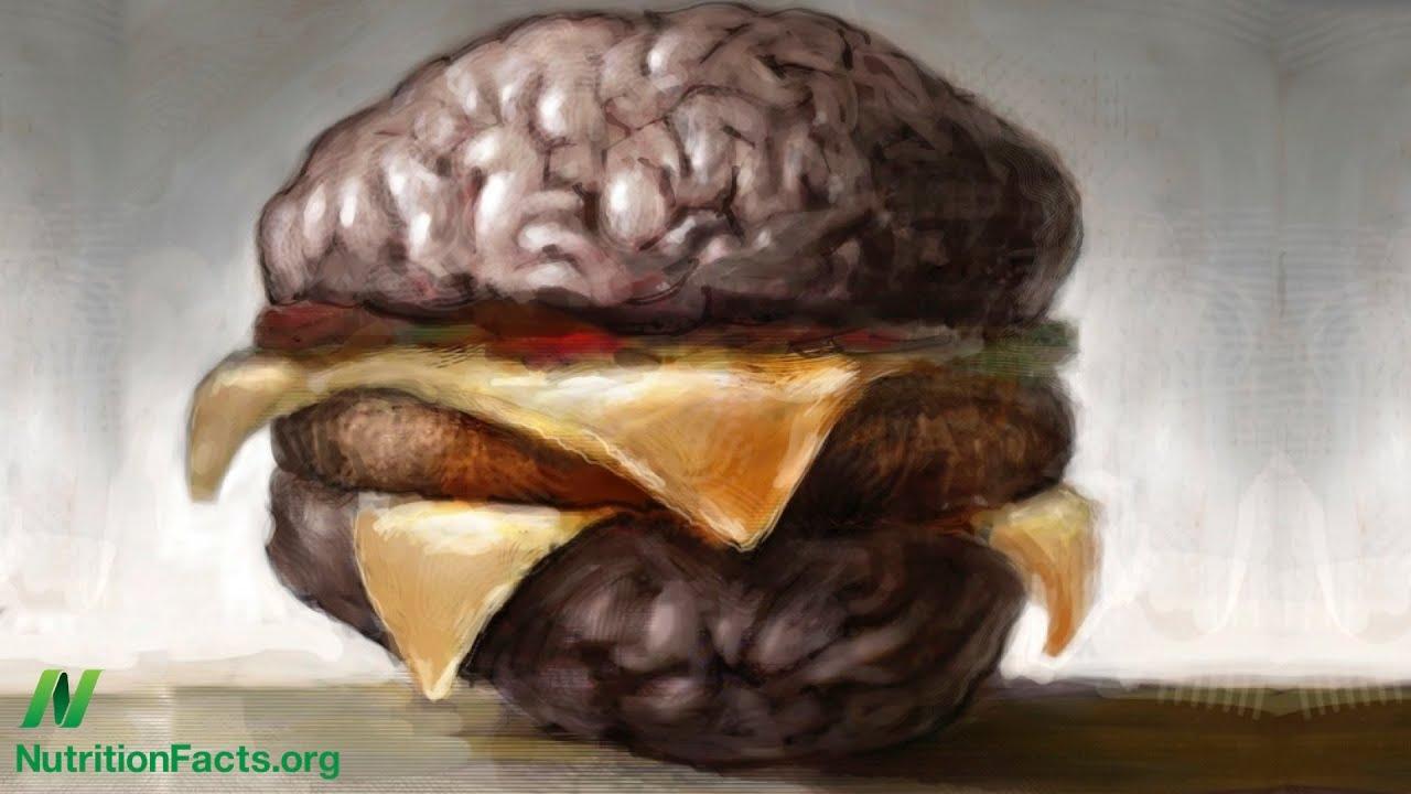 Alzheimer's Disease: Grain Brain or Meathead?