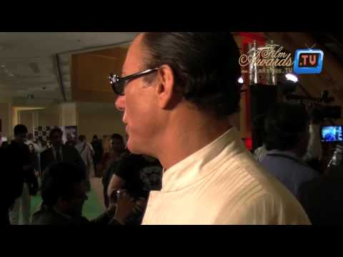 FilmAwardsTV Interview with Hollywood Action Movie Star Jean Claude VanDamme at IIFA awards