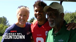 Russell Wilson goes in depth on Pete Carroll's winning culture with the Seahawks | NFL Countdown