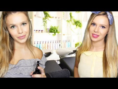 ASMR Relaxing Hair Salon Role Play ✂️ Double Trouble ✂️