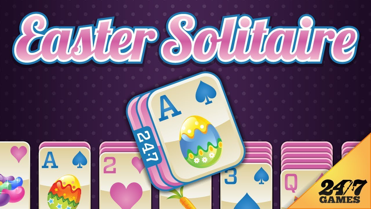 Easter Solitaire - BX