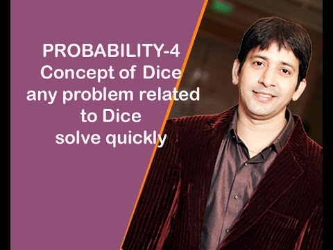 Easy way to solve probability problems