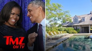 Barack and Michelle Obama Close on $11.75 Mil Martha's Vineyard Estate | TMZ TV