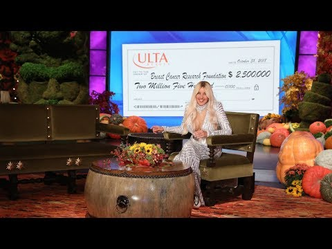 Ulta Beauty Makes an Incredible Donation to Breast Cancer Research Foundation