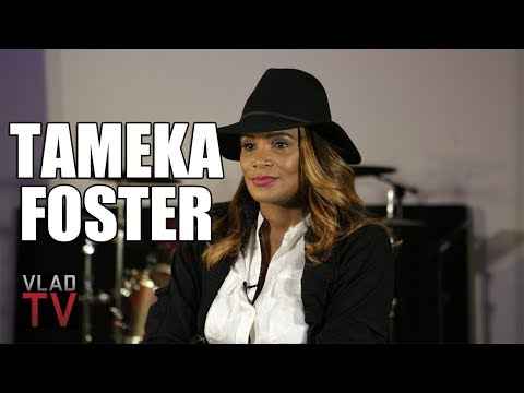 Tameka Foster on Usher Fans Making Her More Self Conscious After Marriage