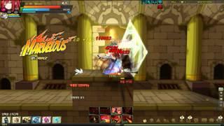 [Elsword KR] Crimson Avenger 2-X Solo Play
